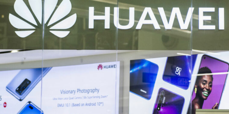 With Trump gone, Huawei tells Biden it's not a security threat