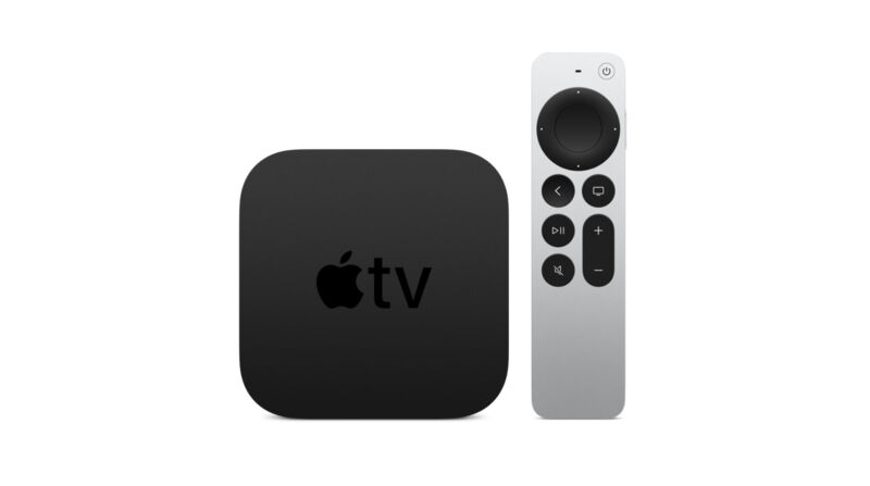 One of the new products Apple will launch in May: the 2021 Apple TV 4K and its new remote.
