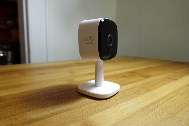 Eufy's Indoor Cam 2K.