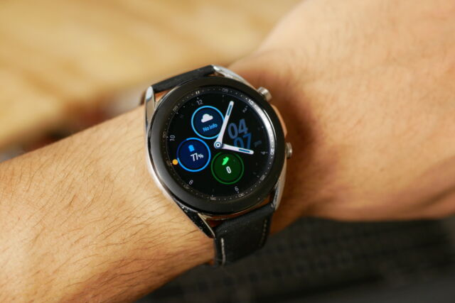 The Samsung Galaxy Watch 3 has classic styling, an innovative rotating bezel, and the best OS we've seen in a non-Apple Watch wearable.