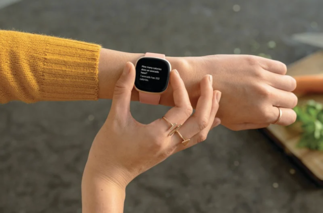 The Fitbit Versa 3 is a slightly cheaper smartwatch that covers most of its bases in fitness tracking and smarts, delivering good value.
