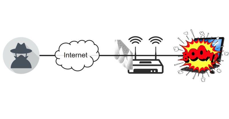 Vulnerabilities in billions of Wi-Fi devices let hackers bypass firewalls